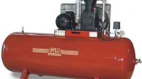 Compresoare cu piston pentru vulcanizare camioane - presiune 15 bar