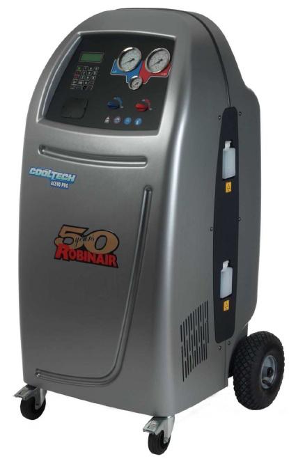 Aparat de service clima auto Robinair AC 590 PRO