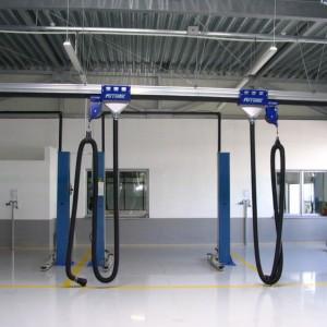 Instalatii de exhaustare gaze