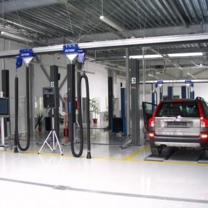 Sisteme de exhaustare gaze de esapament, fabricate in Italia