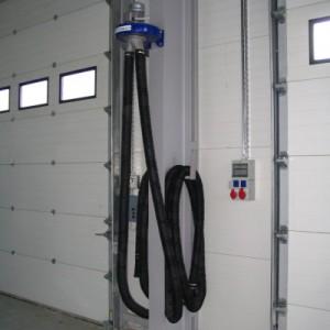 Sisteme de exhaustare gaze de esapament