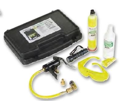 Trusa detectie scurgeri freon pentru instalatii de aer conditionat auto