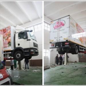 Tulcea - service camioane