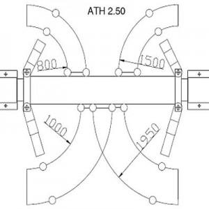 Brate ATH 250