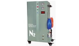 Generator de azot pentru umflat roti