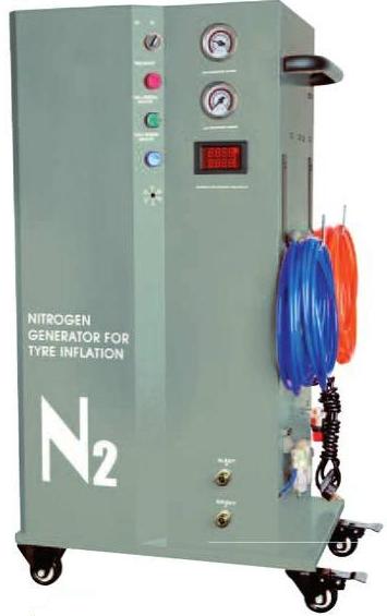 Generator azot pentru umflat anvelope