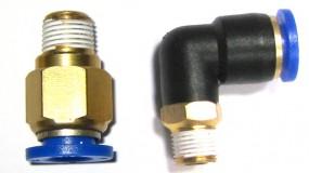 Fitinguri si conectori pentru aer comprimat