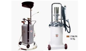 Preturi reduse la echipamentele de lubrifiere