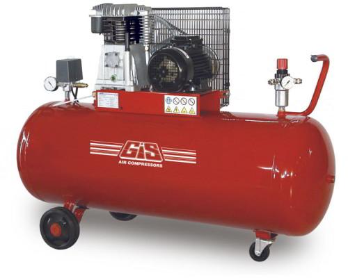 Compresor GIS Italia cu rezervor de 270 litri