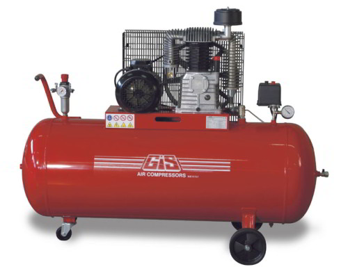 Compresor 270 litri cu debit marit