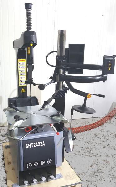 Aparat dejantat automat GHT 2422A cu dispozitiv pentru anvelope run-flat