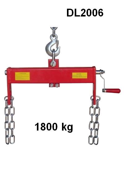 Egalizator de sarcina pentru 1800 kg