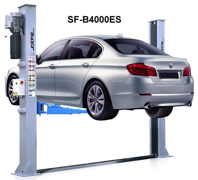 Elevator premium 4 tone, deblocare electrica automatizata a sigurantelor