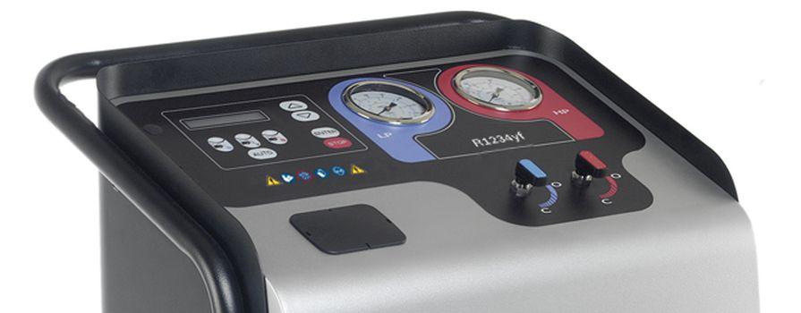 Robinair ACM3000yf pentru noul freon R-1234yf