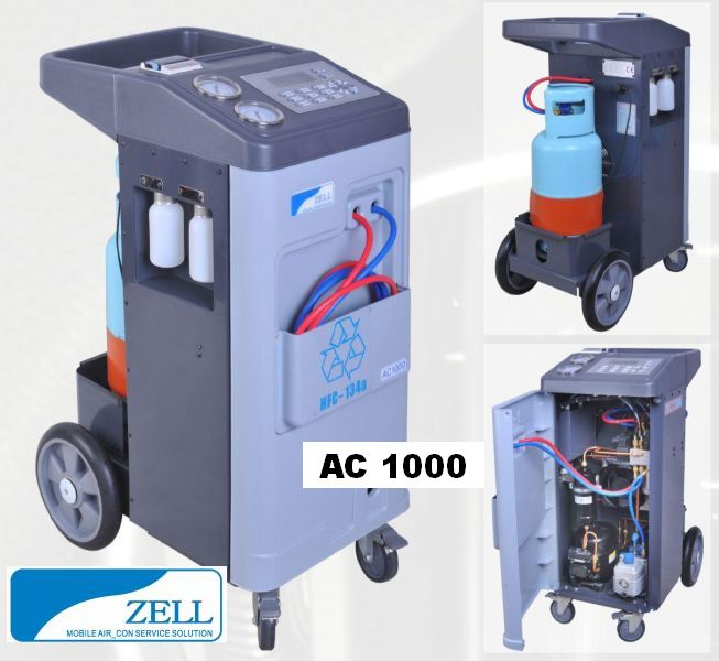 Aparat sercice aer conditionat auto ZELL AC 1000