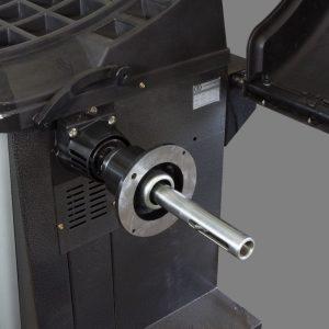 ATH W82 - fixare pneumatica a rotii pe axul de echilibrare