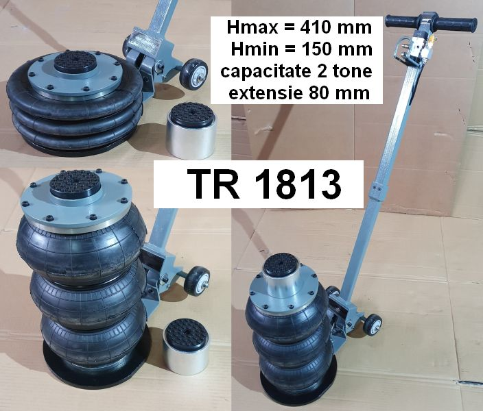 Cric pneumatic TR1813