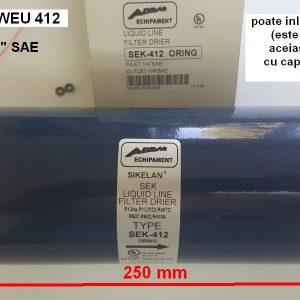 Filtru uscator WEU 412 pentru aparate service AC